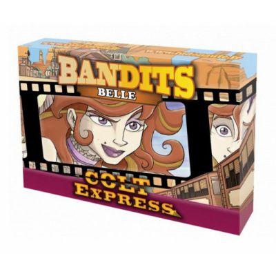 Jeu de cartes Colt Express - Bandits : Belle