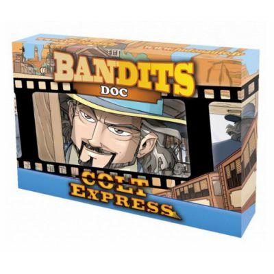 Jeu de cartes Colt Express - Bandits : Doc