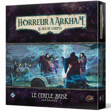 Horreur À Arkham - Extension : Le Cercle Brisé