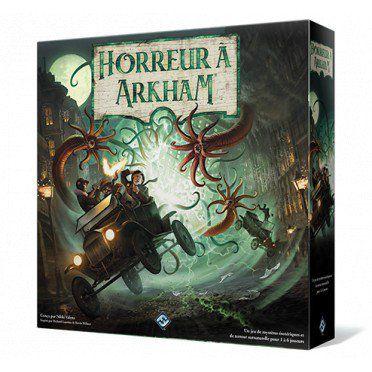 Horreur À Arkham - 3ème Edition