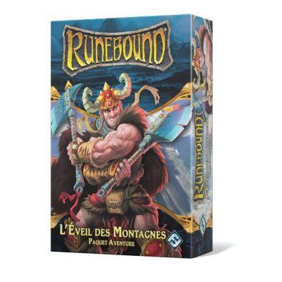 Jeu de Plateau Runebound 3ème Édition - L'Éveil des Montagnes