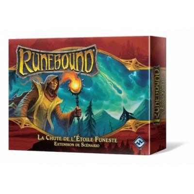Jeu de Plateau Runebound 3ème Édition - La Chute de l'Étoile Funeste