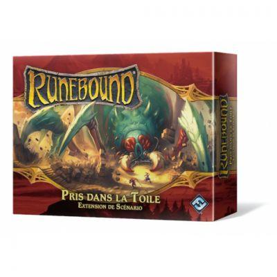 Jeu de Plateau Runebound 3ème Édition - Pris dans la Toile