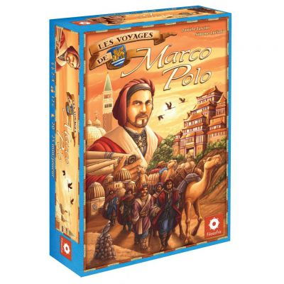Jeux de société Les Voyages de Marco Polo