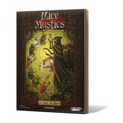 Coopératif Mice and Mystics : Le Coeur de Glorm