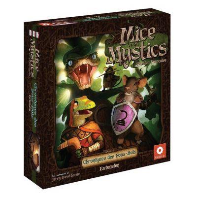 Coopératif Mice and Mystics : Chroniques des Sous Bois