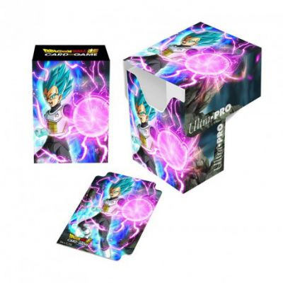 Boites de Rangement Deck Box Vegeta Charge Divine