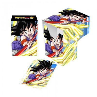 Boites de Rangement Deck Box Son Goku Explosion d'Energie