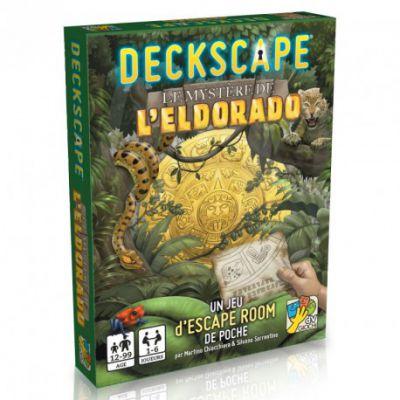 Coopératif Deckscape - Le Mystère de l'Eldorado