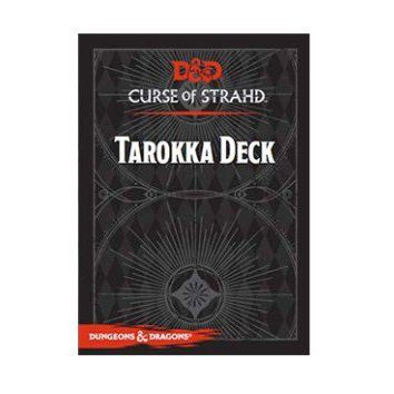 Aventure Dungeons & Dragons ® Curse of Strahd - Tarokka Deck