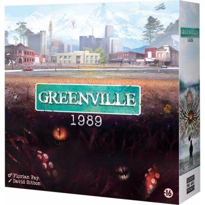 Coopératif Greenville 1989
