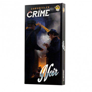 Enigme Chronicles of Crime - Extension Noir