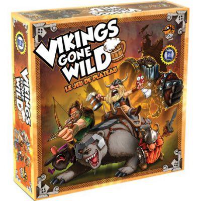 Jeu de Plateau Vikings Gone Wild
