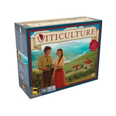 Jeu de Plateau Viticulture