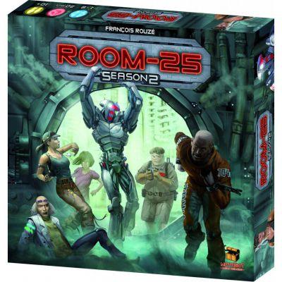 Coopératif Room 25 - Saison 2