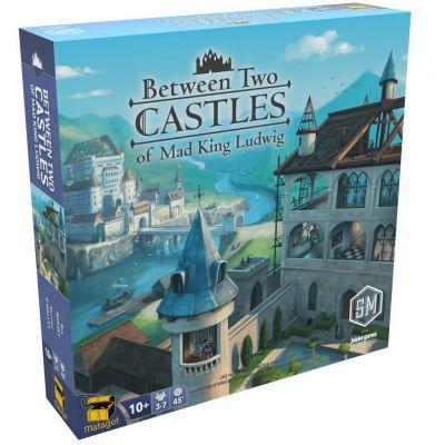 Jeux de société Between Two Castles of Mad King Ludwig