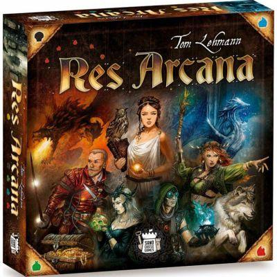 Jeux de société Res Arcana