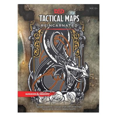 Jeu de Rôle D&D5 - Tactical Maps: Reincarnated