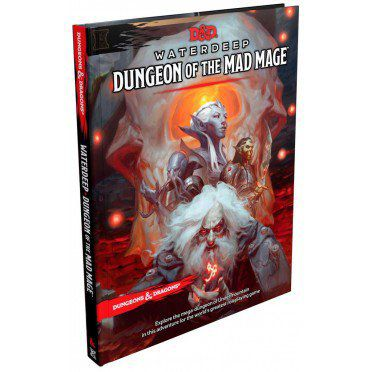 Jeu de Rôle D&D5 Waterdeep : Dungeon of the Mad Mage