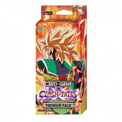 Packs Edition Spéciale GE02 - Premium Pack - TB03 Clash of Fates