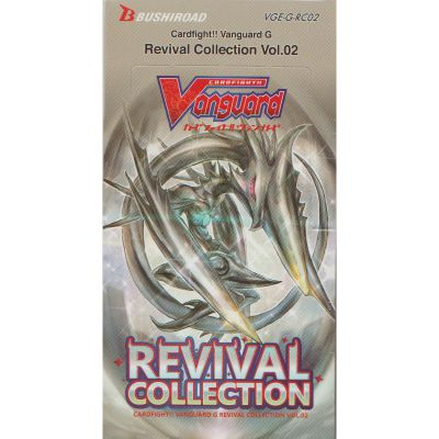 Boosters Boite De 10 Boosters G-RC02 Revival Collection 2