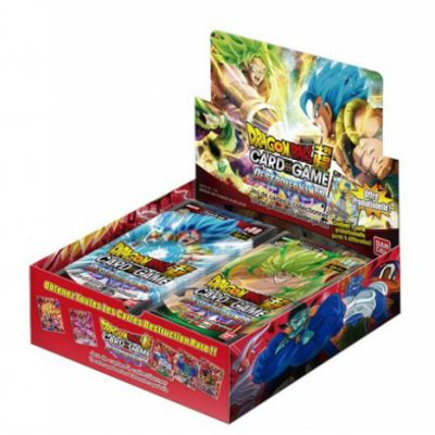 Boosters Français Boite De 24 Boosters - Serie 6 - B06 - Destroyer Kings