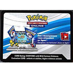 Produits Spéciaux 1 Carte À Code Pokemon Online - Tripack Dossier Détective Pikachu