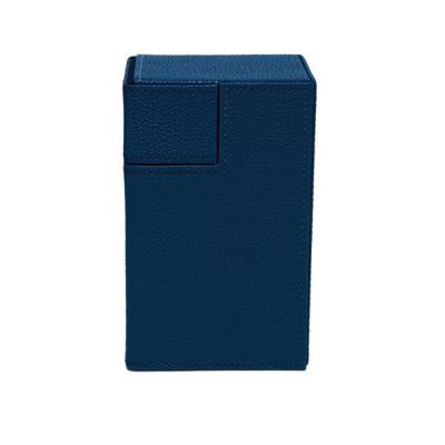 Boites de Rangement M2 Cuir Deck Box Bleu
