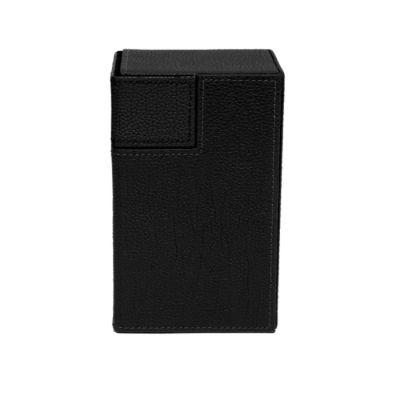 Boites de Rangement M2 Cuir Deck Box Noir