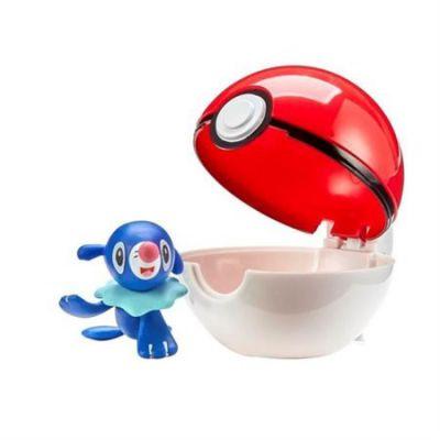 Figurine Clip'n Go Poké Ball  - Otaquin + Pokéball