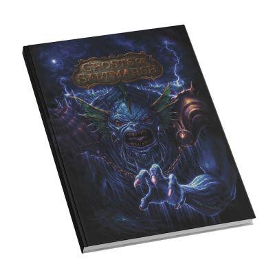 Jeu de Rôle D&D5 Ghosts of Saltmarsh - Limited Edition