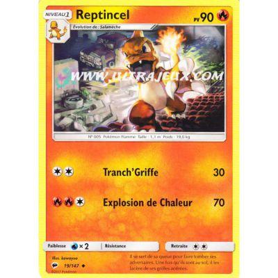 Produits Spéciaux Carte Promo Foil Reptincel (SL3)
