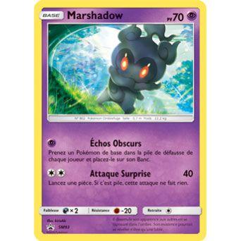 Produits Spéciaux Carte Promo Foil Marshadow (SL3.5)