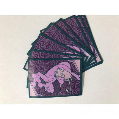 Protèges Cartes Sleeves Mewtwo & Mew Standard par 65