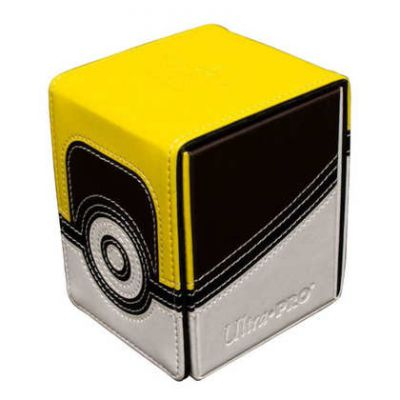 Boites de Rangement Deck Box Pokemon - Alcove Flip Box - Hyper Ball (Ultra Ball)