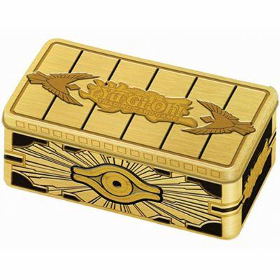 Tin Box Mega-tin 2019 - Sarcophage Doré