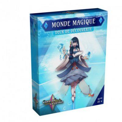 Decks de Découvertes Eau : Monde Magique