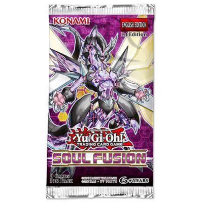 Boosters Anglais Booster Soul Fusion (Fusion de l'Âme)