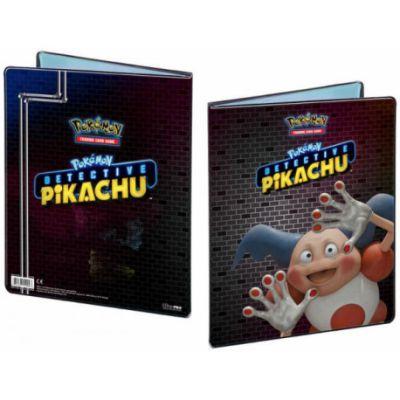 Portfolios Détective Pikachu - Mr Mime - (10 Feuilles De 9 Cases 180 Cartes)