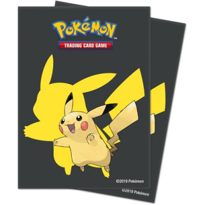 Protèges Cartes Deck Protector Ultra Pro - 2019 - Pikachu Par 65