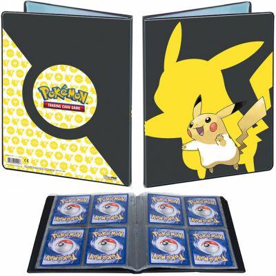 Portfolios 2019 - Pikachu - (10 Pages De 4 Cases)
