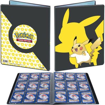 Portfolios 2019 - Pikachu - (10 Feuilles De 9 Cases 180 Cartes)