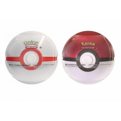 Pokébox Lot Poké Ball Tin + Honor Ball Tin