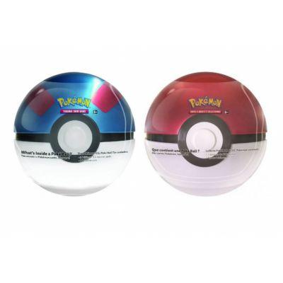 Pokébox Lot Poké Ball Tin + Super Ball Tin