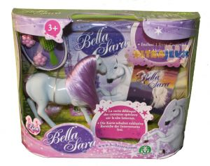 Ultrajeux jouet bella sara cheval 12 cm accessoires lien bella sara - Jeux de bella sara ...