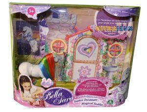 Ultrajeux jouet bella sara ecurie magique cheval colour bella sara - Jeux de bella sara ...
