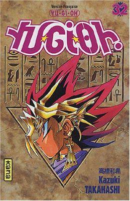 Manga Yu-Gi-Oh ! Yu-gi-oh ! T32