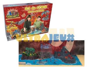 Figurines Playset Elemental Fusion - Ile De Gorm
