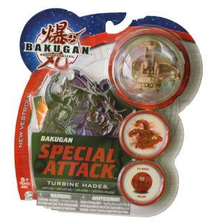 Boosters Packs Bakugan Attaque Spéciale - Turbine Hades Darkus