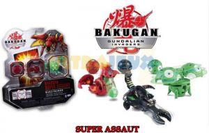 Ultrajeux saison 3 gundalian invaders super assaut bakugan - Bakugan saison 4 ...